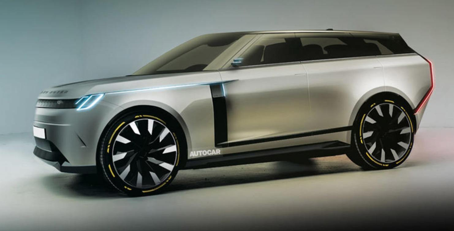 Land Rover Zeus Hydrogen